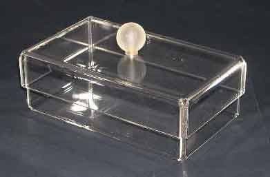 Coperchio plexiglass